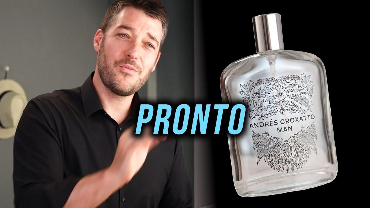 Queda poco para que recibas tu perfume Andrés Croxatto Man