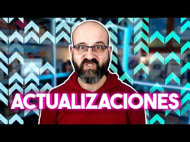ACTUALIZACIÓN PERSONAL, DE WINDOWS 10 Y DE SAMSUNG - #PING 6 | La red de Mario