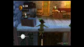 Puss in Boots - Gameplay Wii (Original Wii)