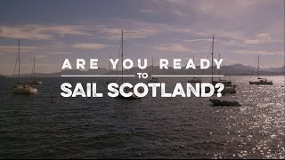 Gambar cover Experience Sailing in Scotland