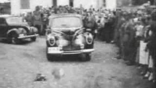 Intrarea trupelor romanesti in Basarabia, 1941.