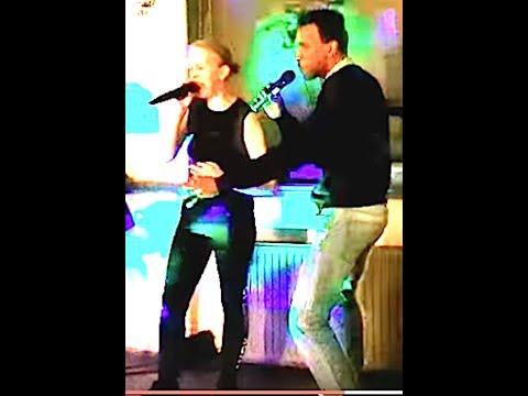 Kefale Alemu on the Best Ever Karaoke at the Kilburn Cock Tavern on 01 Feb 2018  in London