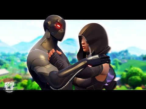 OMEGA FALLS IN LOVE WITH FATE - A Fortnite Short Film