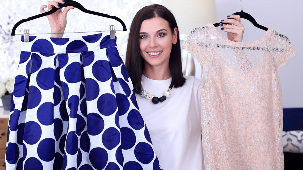 Покупка хороших платьев