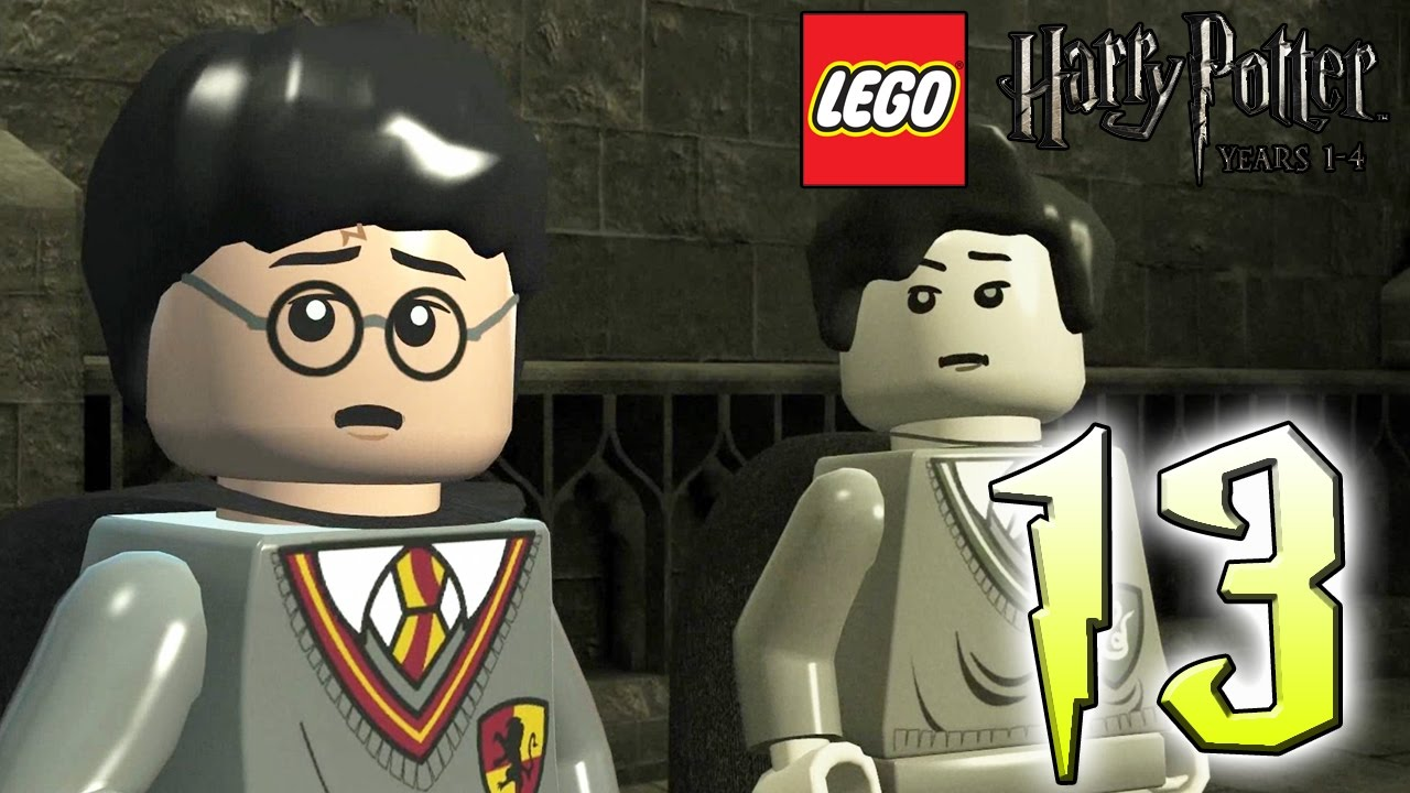 Lego Harry Potter 013 Tom Riddles Tagebuch Let S Play Lego Harry Potter Deutsch Youtube