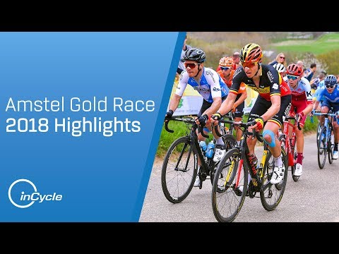 Amstel Gold Race 2018 | Full Race Highlights | inCycle