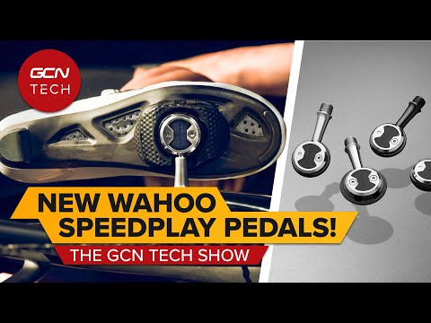Brand New Wahoo Speedplay Pedals! | GCN Tech Show Ep. 169