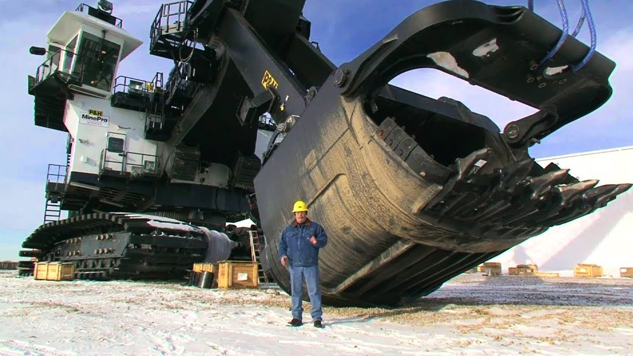 COOLEST QUARRY MACHINES AT WORK - YouTube