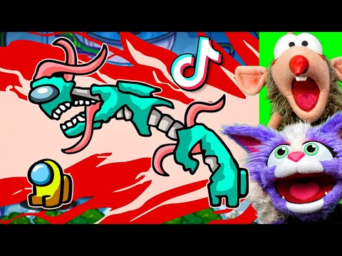 Best AMONG US TikToks and Animations On The INTERNET | Rare!