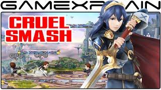 Smash Bros Wii U Challenge: 8 KOs in Cruel Smash as Lucina - Guide & Walkthrough