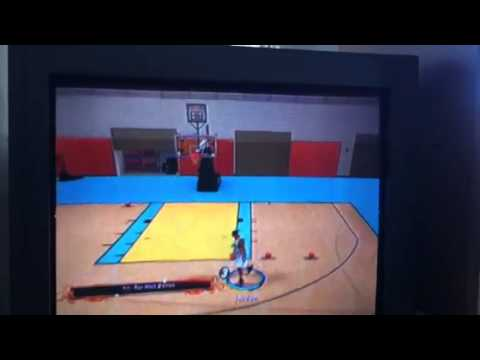 How To Do The Unstoppable Euro Step Back Jumper On NBA 2k13 PS3