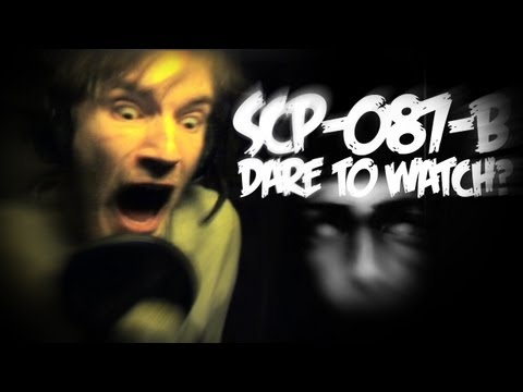 DONT WATCH! ;_; SCP-087-B ( + download link in description)
