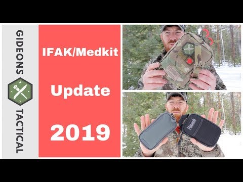Why Bother? IFAK/Personal Medical Kit Update 2019