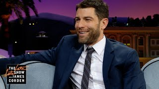 Max Greenfield & Megan Markle Were Once Co-Stars