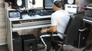Scandalos Music Vlog - In Studio