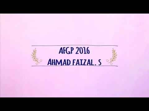 AFGP 2016 (Supply Chain Management) (Ahmad Faizal. S) (Univ. Bhayangkara Jakarta Raya) (T. Industri)