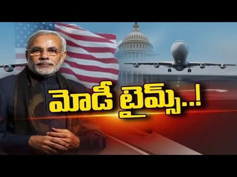 PM Narendra Modi Making India A World Leader | Modi US Tour | Story Board | Part 1