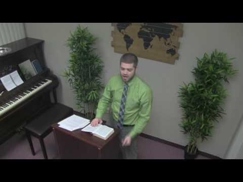 2 Peter 1 KJV - A More Sure Word - Faithful Word Baptist Church North
