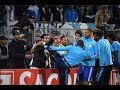 Shocking! Evra showed a red card for kicking - Patrice Evra Got into Fight with Marseille Fans-Patrice Evra Kicked fan