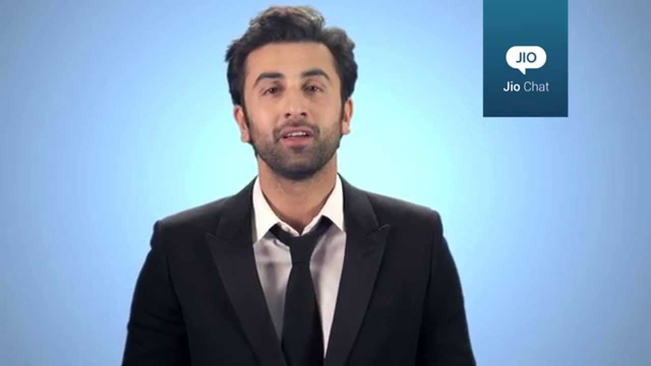 Download Jio Chat - Ranbir Kapoor from Bombay Velvet