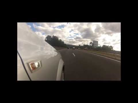 MCM Mighty Car Mods Forum Sydney Cruise / Meet Footage - Taken from HSV VXR GoPro 20-07-2013