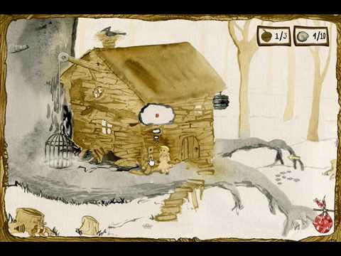 Let's Play Flash - Gretel & Hansel: Stones part 1