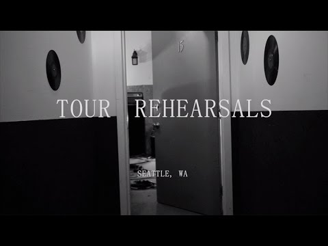 Fleet Foxes - Crack-Up Tour Rehearsals