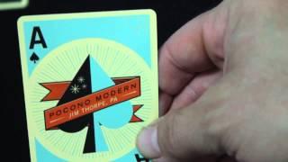 Pocono Modern Woodlands Deck Review
