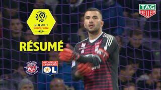 Toulouse FC - Olympique Lyonnais ( 2-2 ) - Résumé - (TFC - OL) / 2018-19