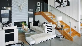 Interior Design – A Glam Coastal Home