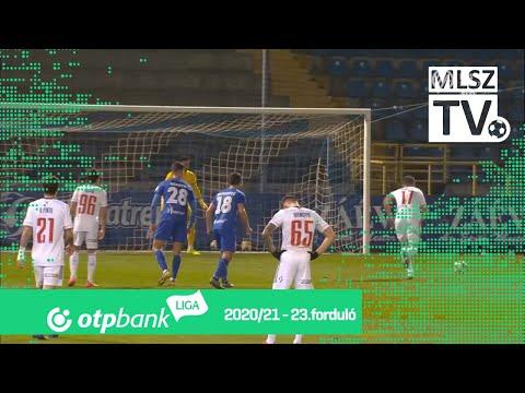 Zalaegerszegi MOL Vidi Goals And Highlights