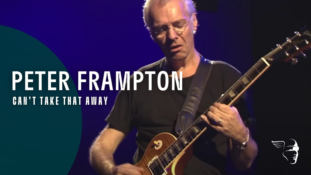 Peter Frampton - Can't Take That Away (Live In Detroit) ~ 1080p HD