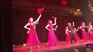 Rumba Flamenca con pañuelo, Dance Kids Festival 2018