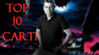 TOP 10 CĂRȚI - STEPHEN KING !!