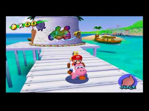 Let's Play - Super Mario Sunshine (100%) - Episode 19: Red Coin Gambling!