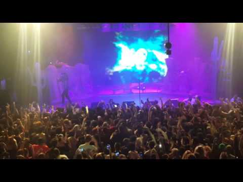 Travis Scott live at Arizona ANITDOTE it's LIT 🔥