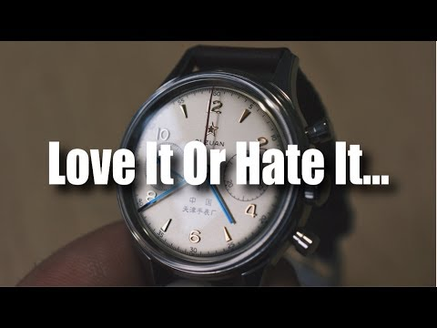 The Best Chinese Watch Ever Made And Why Everyone Hates It Youtube