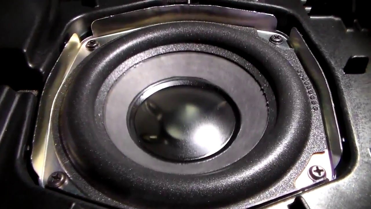 Bose Richbass Stock Car Subwoofer Test Youtube
