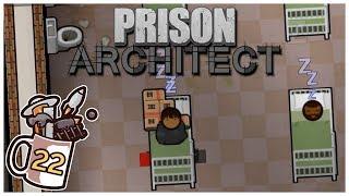 Prison Architect - #22 - Rubbish Prisoners - Let