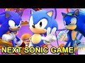 THE NEXT SONIC GAME 2018! Where does SEGA go after Sonic Mania and Sonic Forces - NewSuperChris