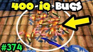 400 IQ MOLLY bug/glitch! - CS:GO BEST ODDSHOTS #374