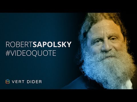 Robert Sapolsky on Richard Dawkins and the selfish gene