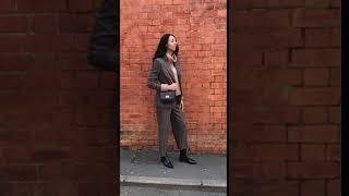 Caractere Tweed Suit