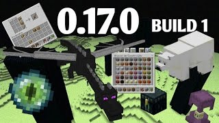DOWNLOAD MINECRAFT PE 0.17.0 BUILD 1