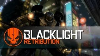 Blacklight Retribution - Rzut (R)okiem
