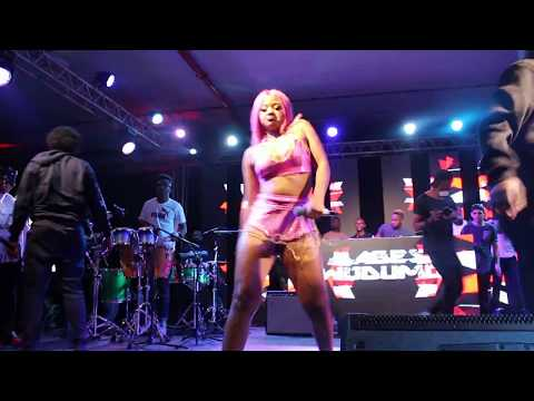 Babes Wodumo Live at Gqom In Concert in Pavilion #GqomInConcert
