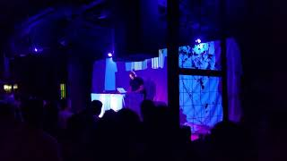 Com Truise live at Barracuda ATX - Iteration (Clip)