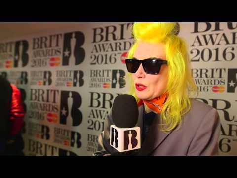 Artists Pay Tribute to David Bowie I The BRIT Awards 2016