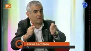 C's - Carlos Carrizosa en 'La Qüestió' -Crimea- 22/03/2014
