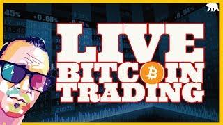 Trading Bitcoin Live! (ARCANE BEAR)